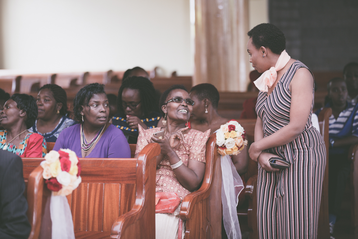 Celia & Paul :: Natare Gardens Kenyan Uganda Wedding Photography