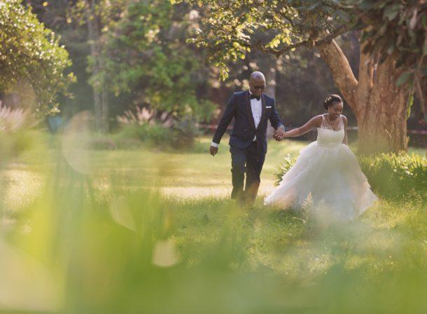 Yvonne & Charles Kenyan Weddings :: Marula Manor Complex Karen