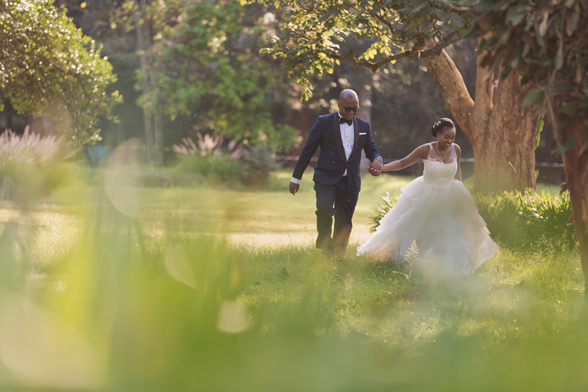 Yvonne & Charles Kenyan Weddings :: Marula Manor Complex Karen