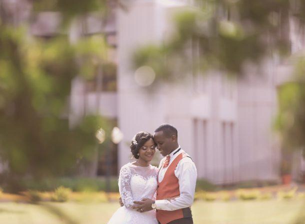 John & Irene :: Kenya Airways Pride Centre Wedding