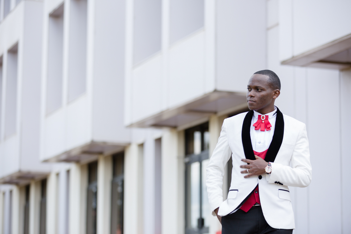 John & Irene :: Kenya Airways Pride Centre Wedding