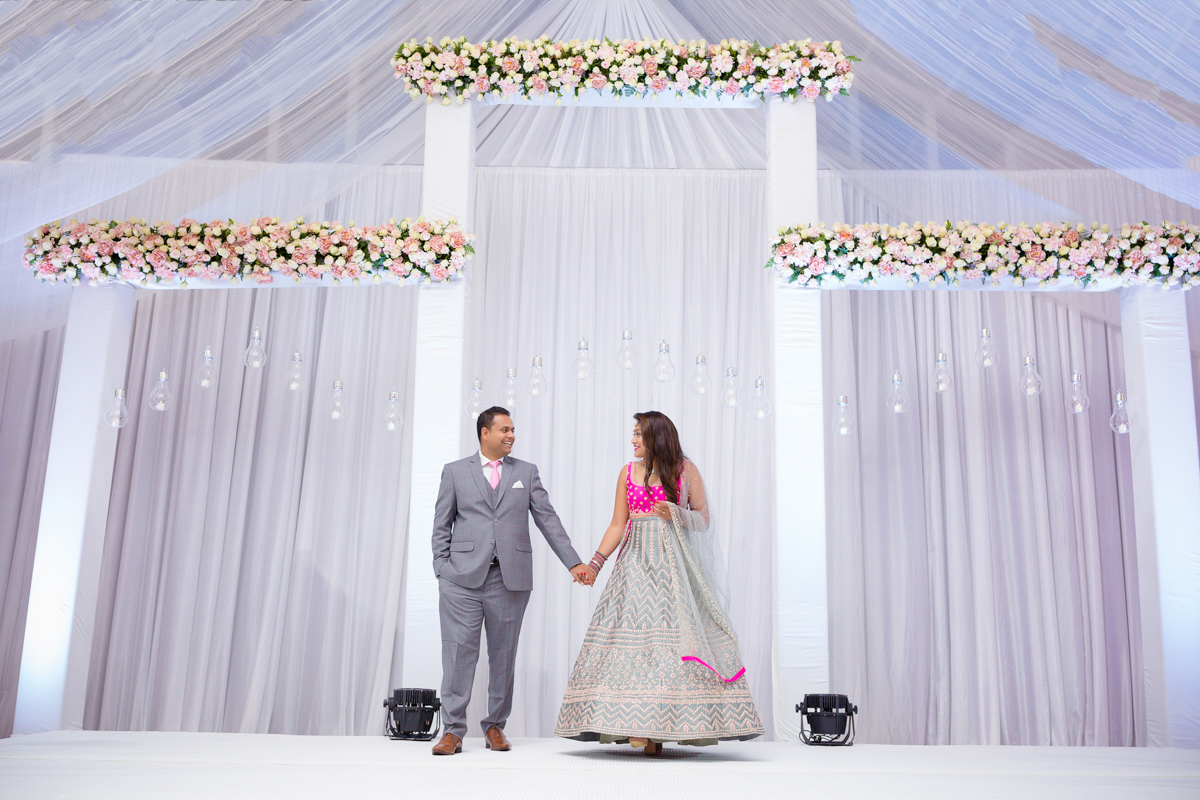 Akshee & Paras :: Visa Oshwal Community Kenyan Indian Wedding
