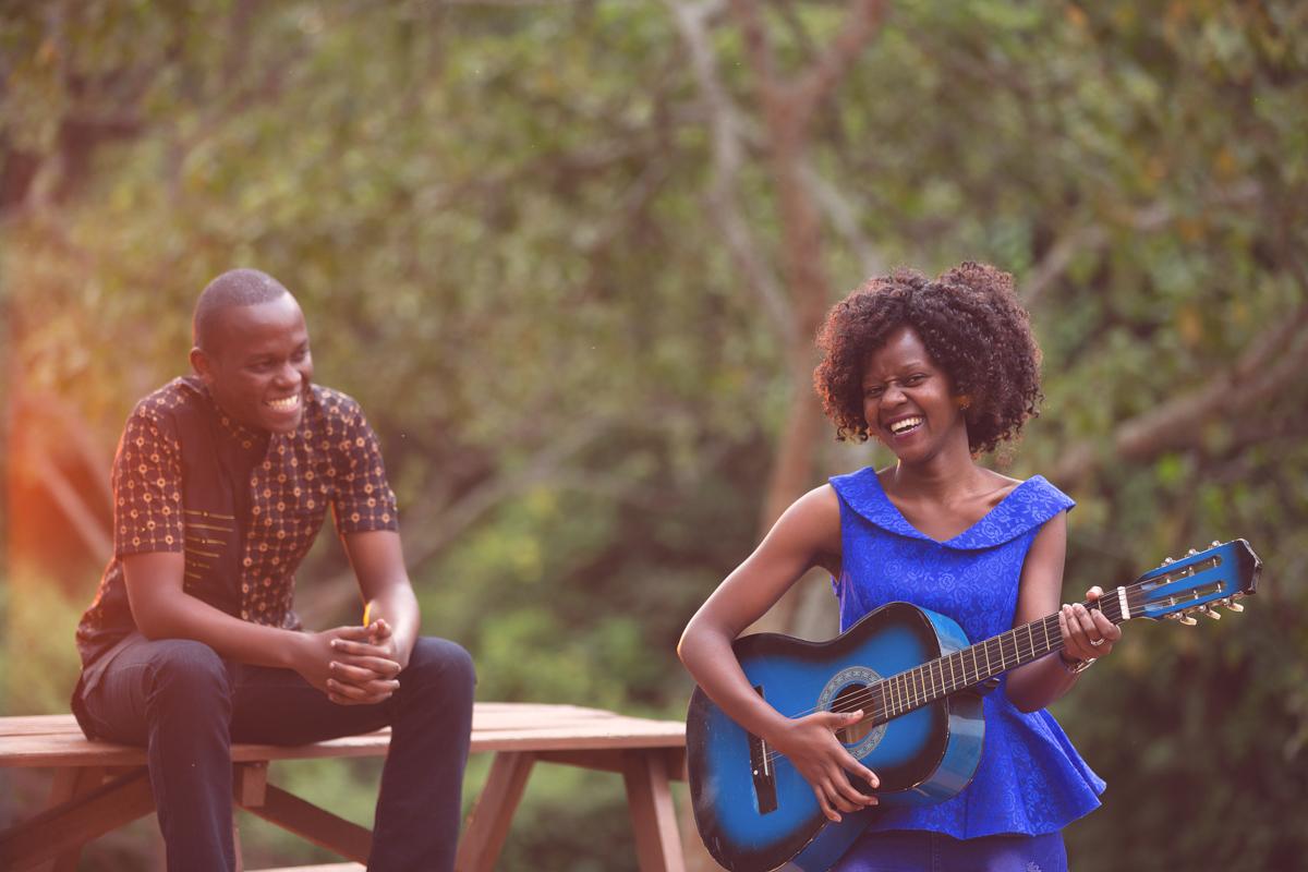 John & Irene True Love :: Paradise Lost Park Engagement