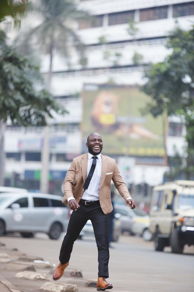 Isaya Evans Nairobi Portraits :: Kenyan Streets Fashion Photographers