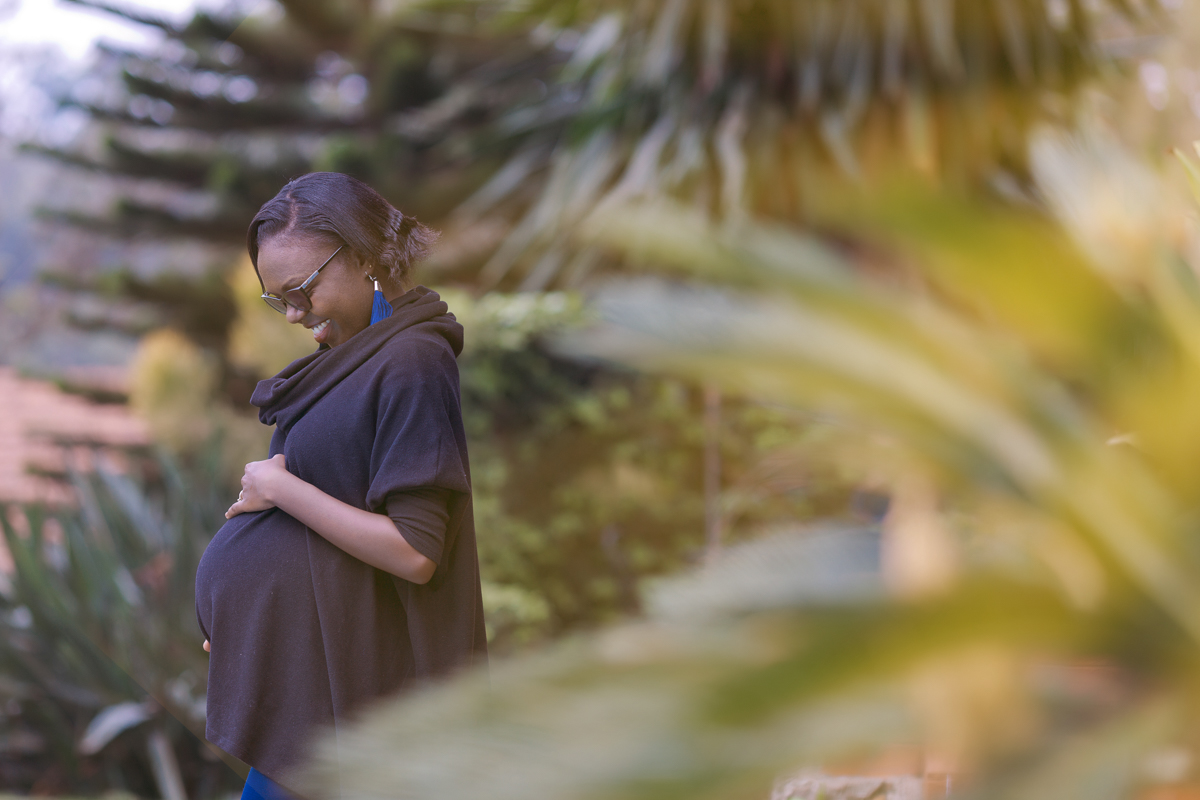 Karura House Baby Bump :: Kenyan Maternity Photographers