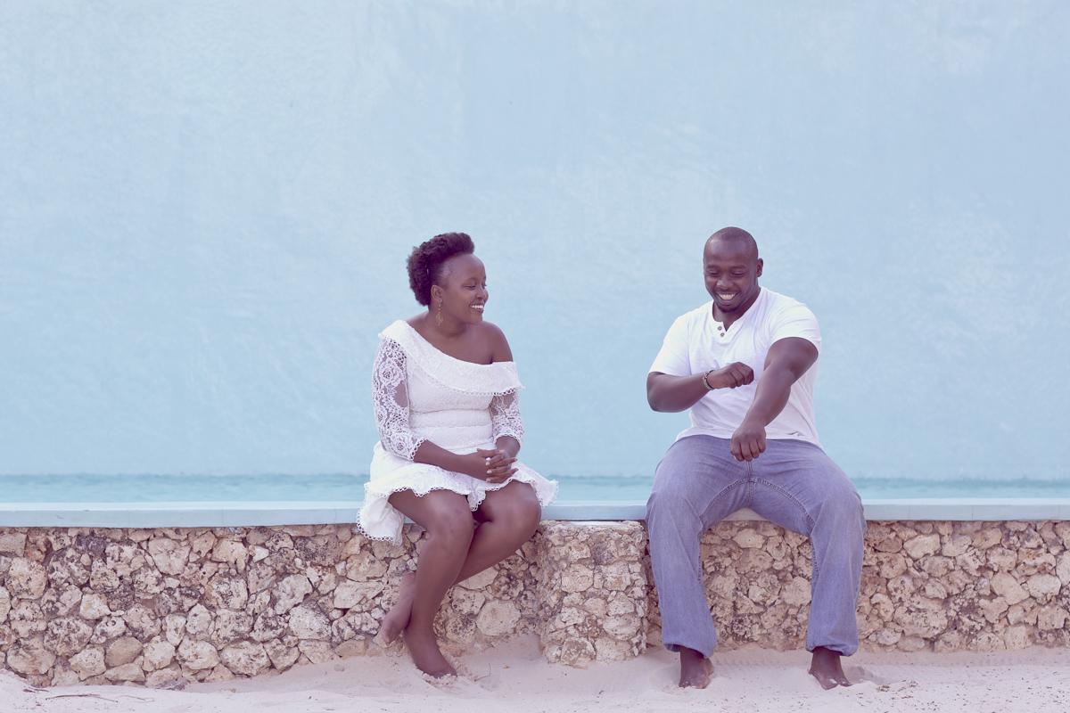 Catherine & James :: Medina Palms Cinematic Engagement