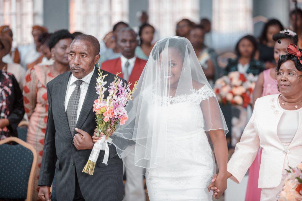 Catherine & James :: Fairview Gardens Kenyan Wedding Ceremony