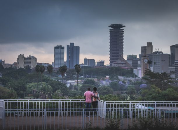 Catherine & Simon :: Uhuru Park View Point Nairobi Street Style Pictures