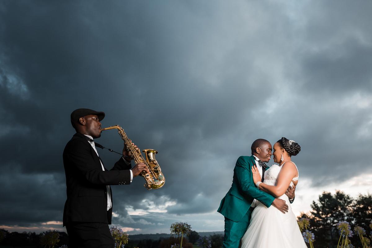 Marion & Kevin :: Fuchsia Gardens Eldo Farm Classic Kenyan Wedding