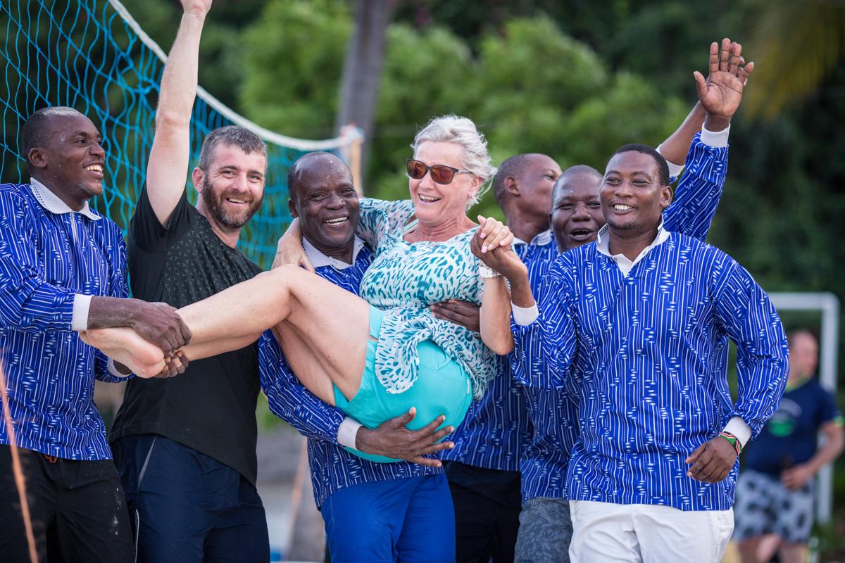 Nicola & Lloyd :: Mnarani Beach Club Kilifi Kenya Destination Wedding