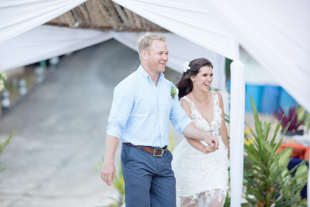 Nicola & Lloyd Destination Wedding :: Mnarani Beach Club Kilifi