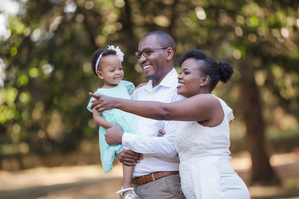 Rose Brian Evening Session :: Nairobi Arboretum Family Images