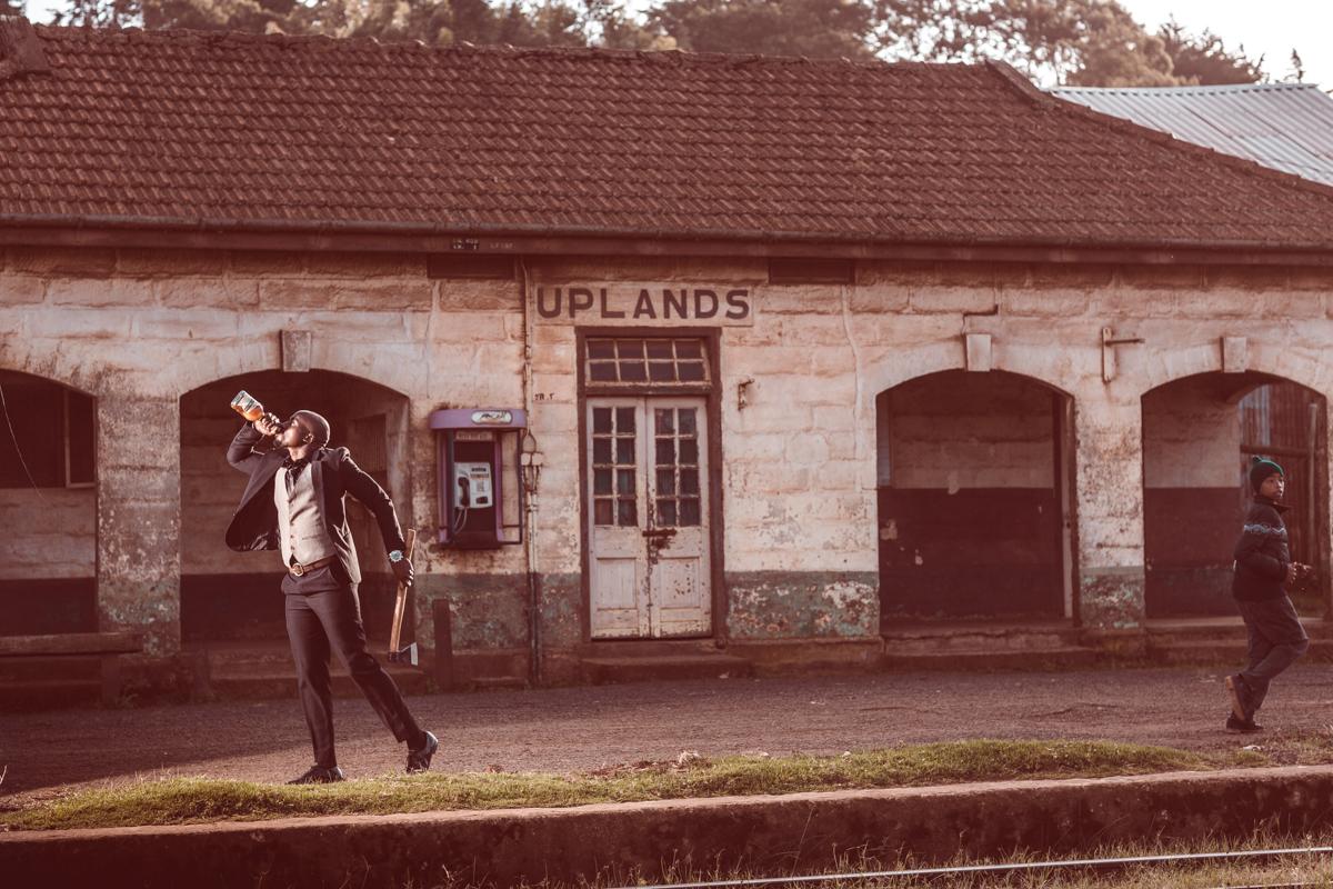 Sometimes Life Happens Portraits :: Uplands Railway Station Kiambu