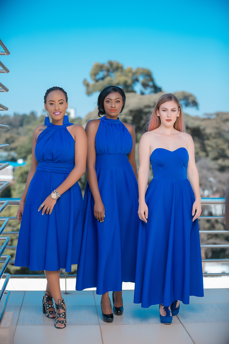 Lugo Collection Bridesmaids Designs :: Connect Coffee Roasters Photos