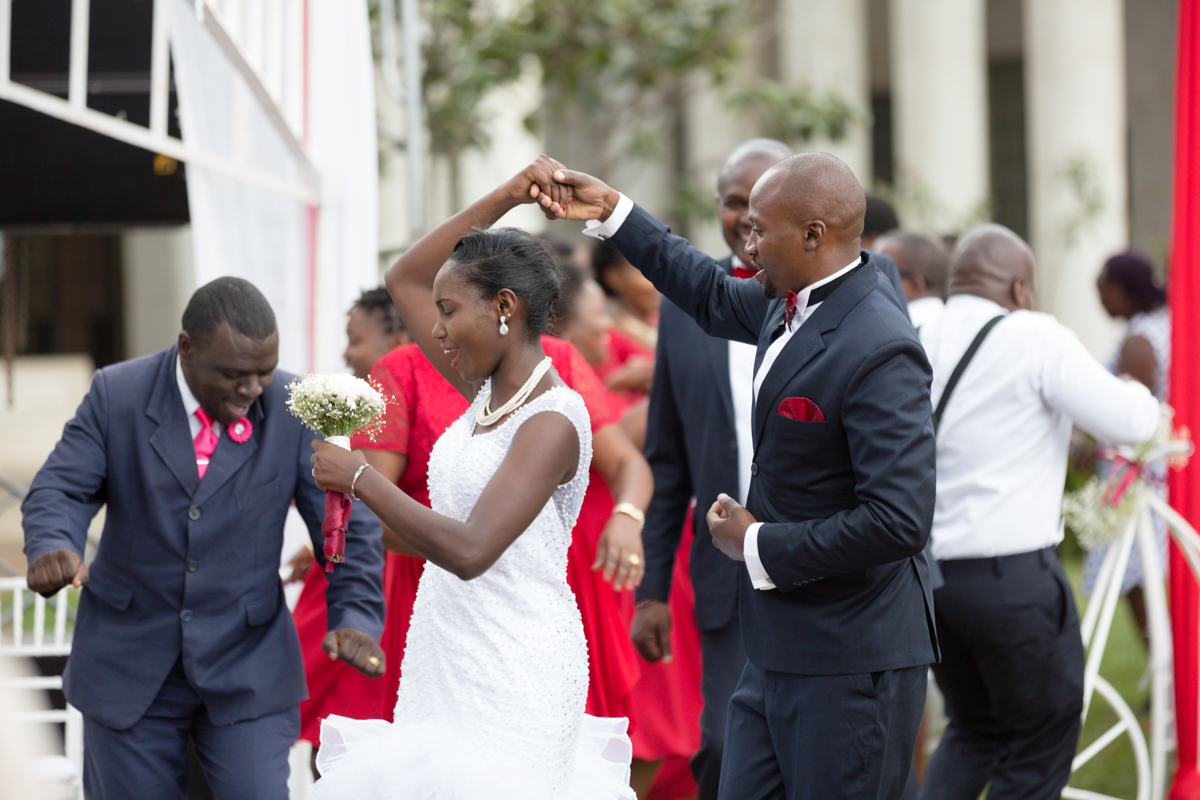 Kenya Utalii College Weddings :: Nairobi National Museum Photography