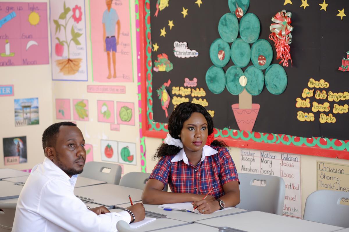 School Theme Playful Romance :: St Bakhita Kindergarten Engagement