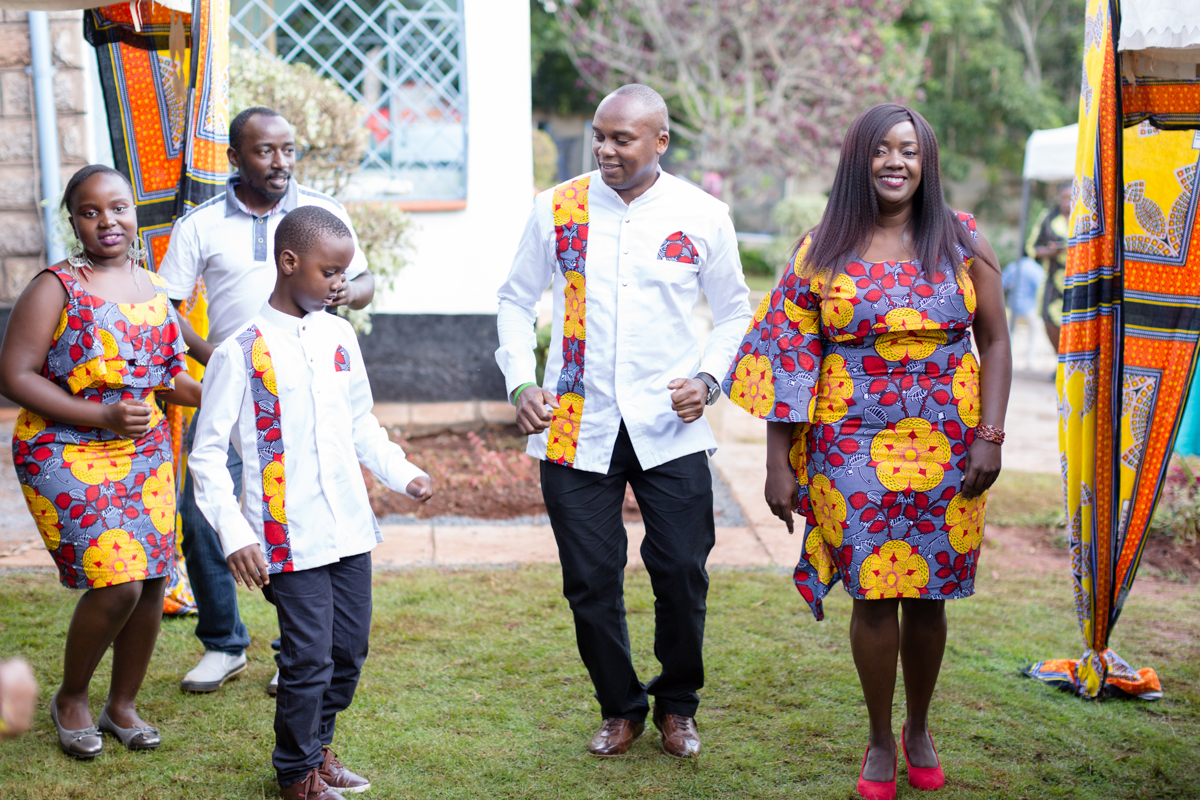 Agikuyu Traditional Wedding Ceremony :: Alice & George Dowry Photos