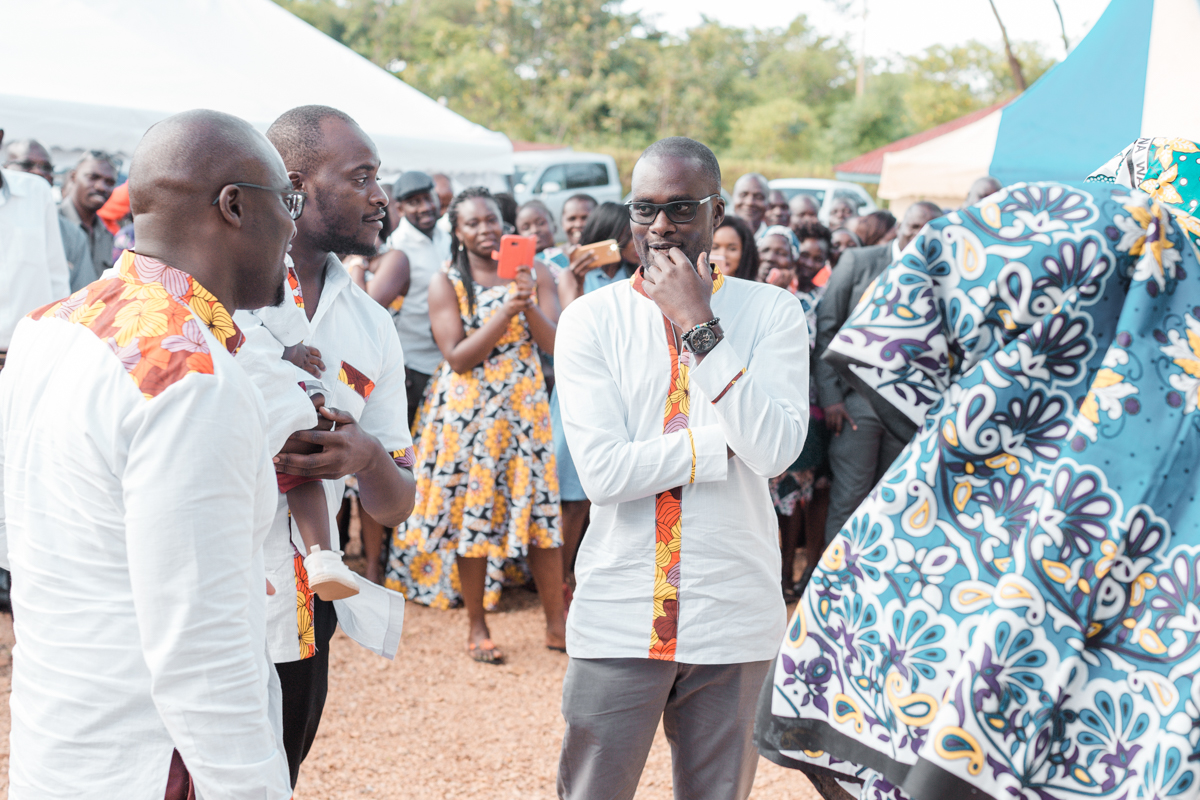 Luo Traditional Wedding Ceremony :: Emmanuel & Donna Dowry Images