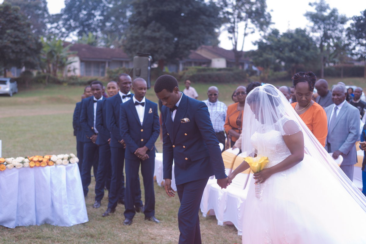 Kenya Technical Trainers College :: Idah & Victor Wedding Images