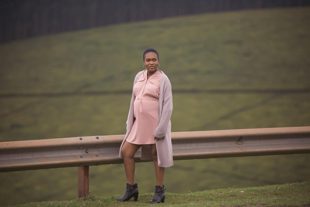Nairobi Pregnancy Photoshoot Session :: Kenyan Baby Bump Photography