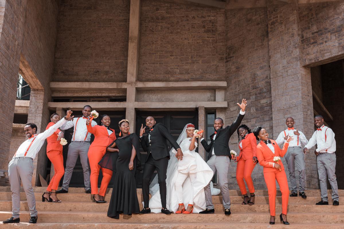 PrideInn Hotel Westland Wedding :: St. Catherine of Siena Catholic Church