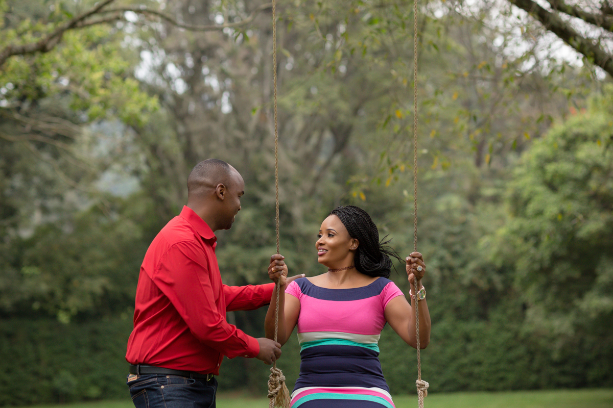 Joyce & Francis :: Thayu Farm Hotel Engagement Session