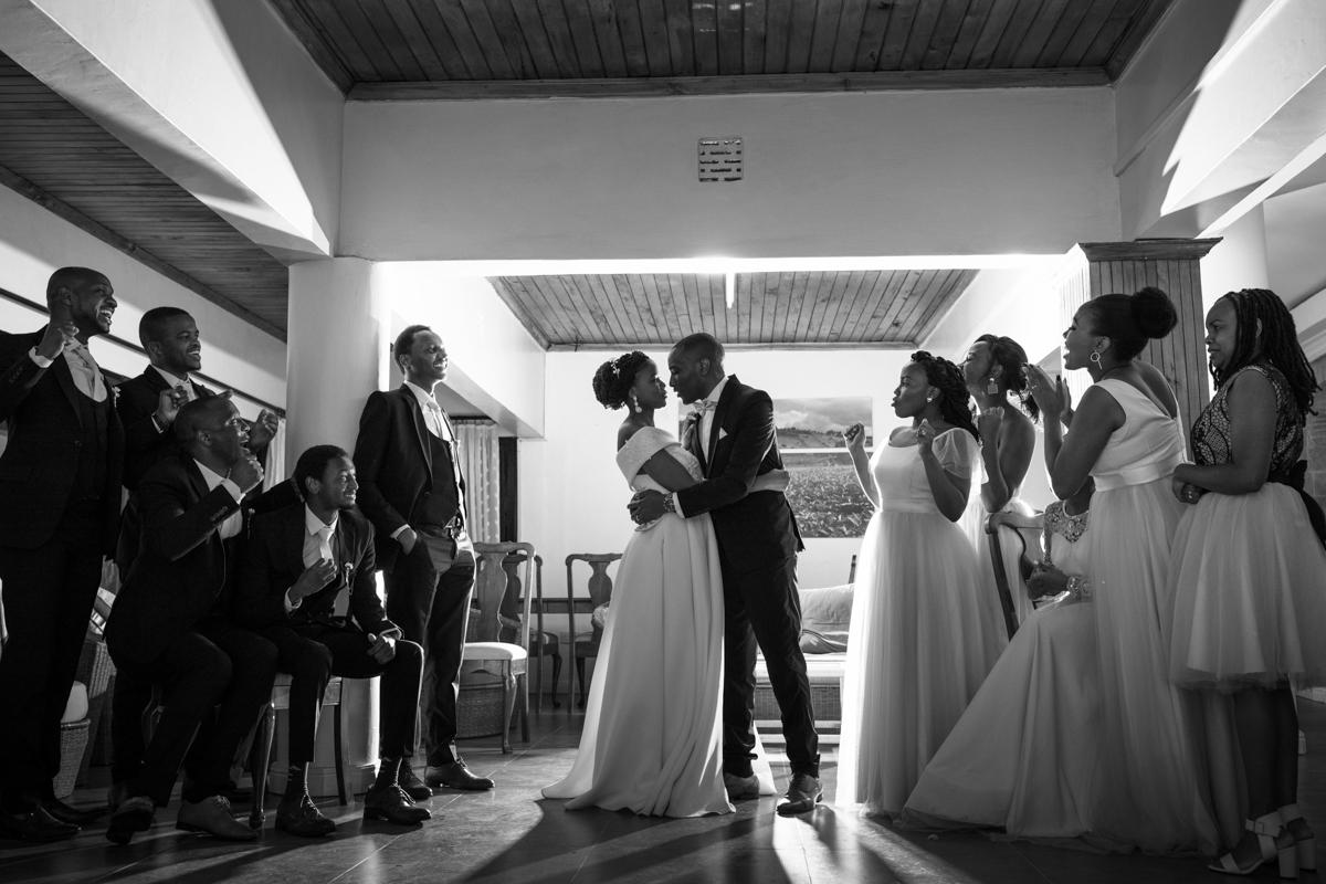 Tessy & Dan Kenyan Wedding :: Thayu Farm Hotel Limuru