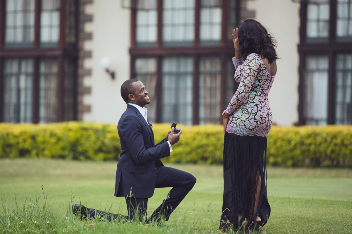 Raphael & Sarah Proposal Session :: Windsor Golf Hotel & Countryclub