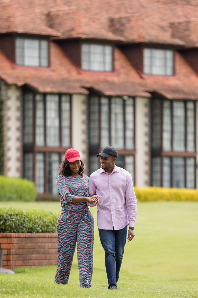 Windsor Golf Hotel & Country Club Engagement Session