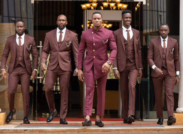 Designer Suits :: Destination Commercial Wedding Photographers Kenya