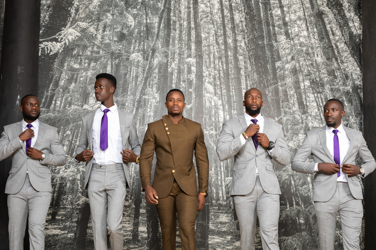 West Wood Hotel Nairobi :: Lugo Collection Men Fashion