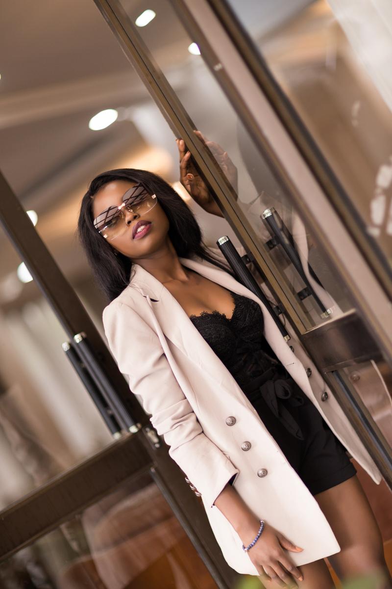StyleMeClaire Nyaga Fashion :: Argenti Restaurant & Lounge Nairobi