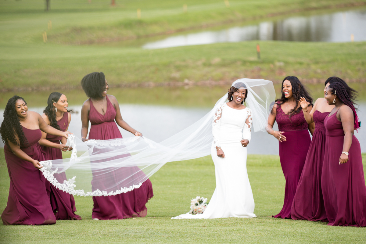 Tania & Ugo Kenyan Nigerian :: Windsor Golf Hotel & CountryClub