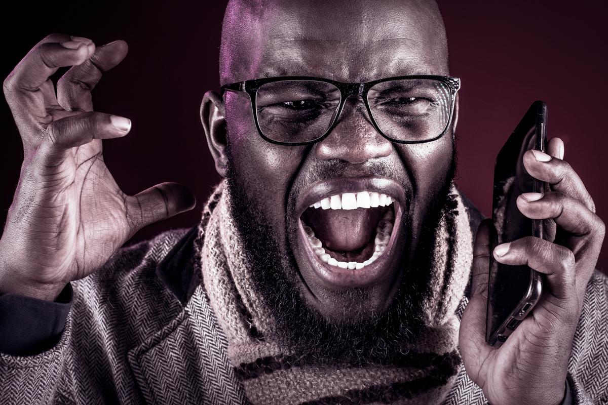 Isaya Evans Casting Director :: iGabantu Studios Portraits Actor
