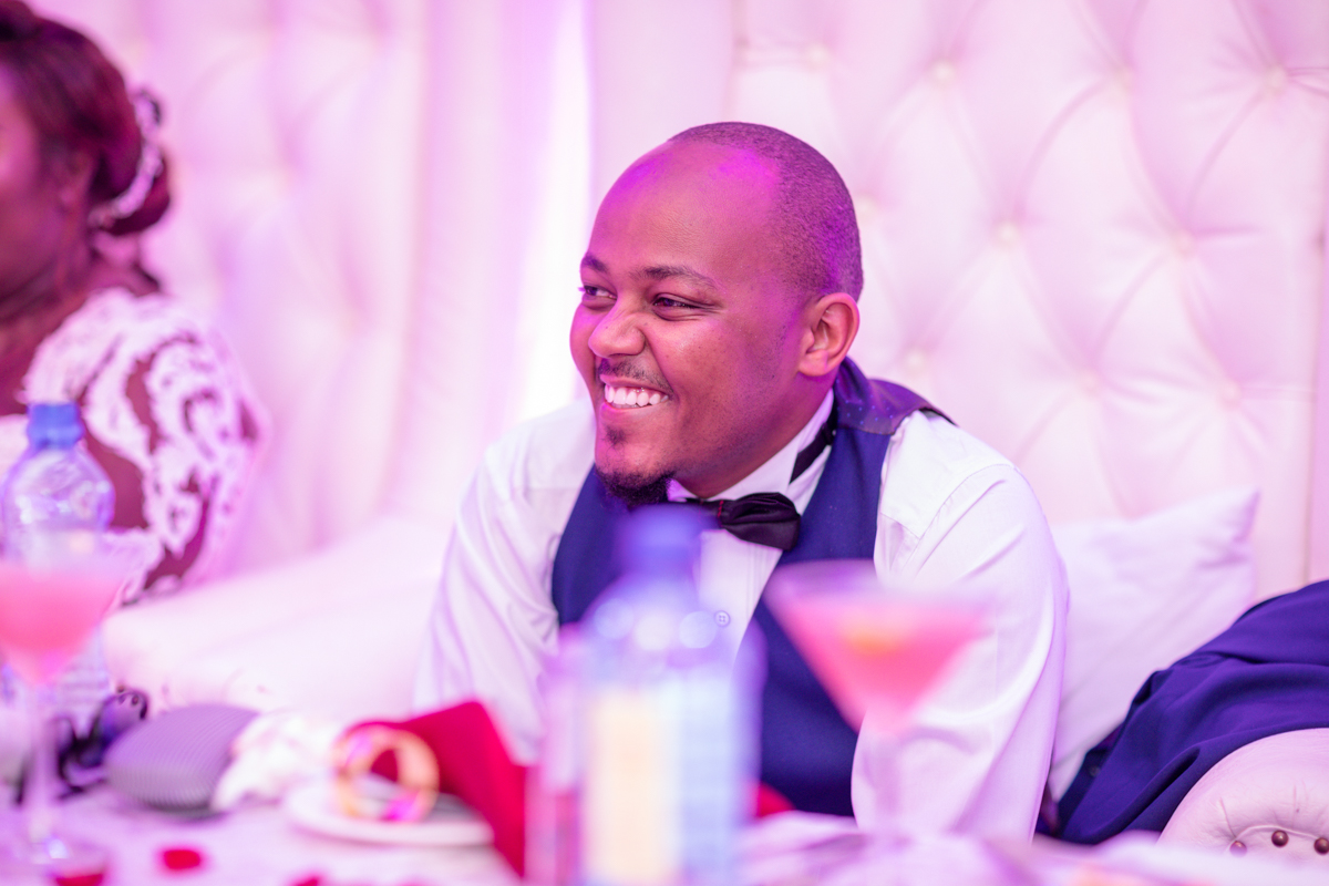 Sarova Panafric Hotel Nairobi :: Covid-19 Lockdown Kenyan WeddingCommercial Wedding Photographers_Antony Trivet Photography