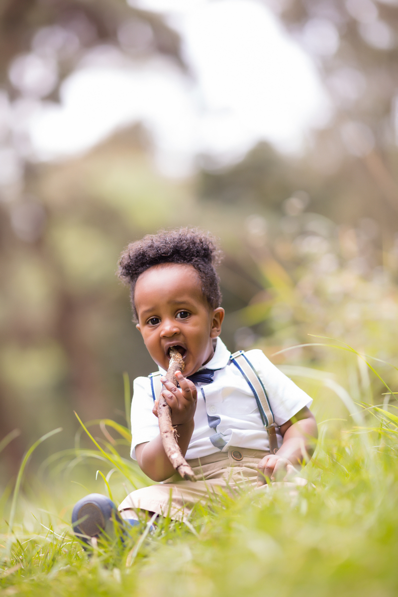 Family Portraits Happy Birthday :: The Nairobi Arboretum Lifestyle