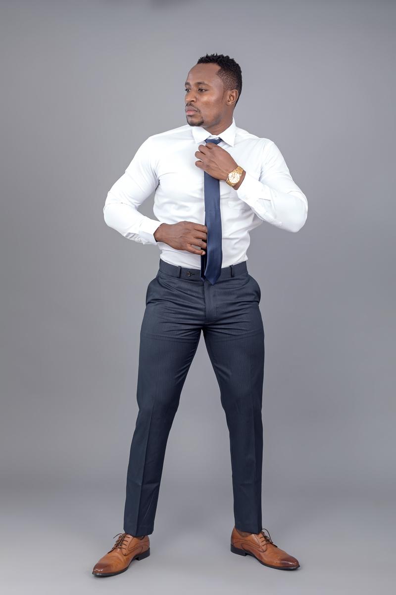 Kenya designer groom men suits