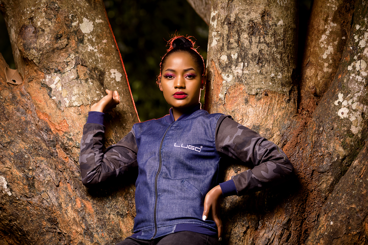 Kenyan Outdoors & On Location Lifestyle Portraits