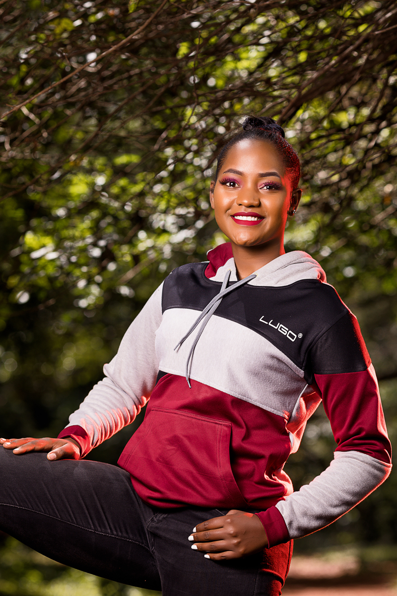 Lugo Sports Fitness Wear :: The Nairobi Arboretum Photography