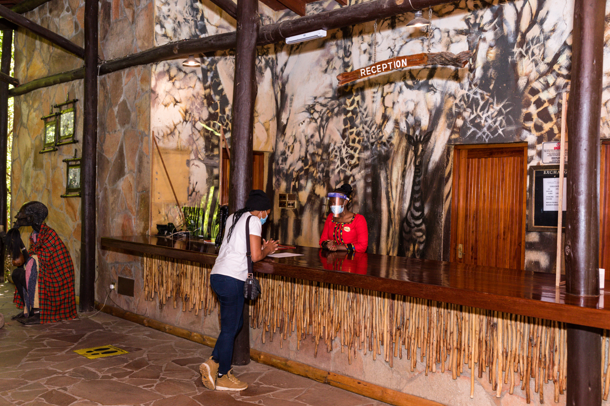 Sarova Mara Game Camp :: Kenya Safari Destinations Photography