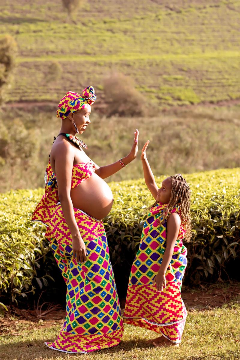 Professional Kenyan Maternity Pregnancy Family Photographers By Antony Trivet Portraits