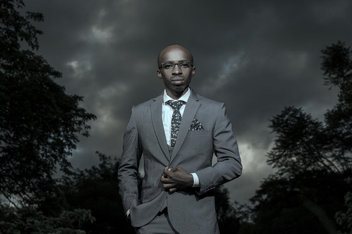 Kenyan Corporate Executive Portraits Headshots Official Photographers