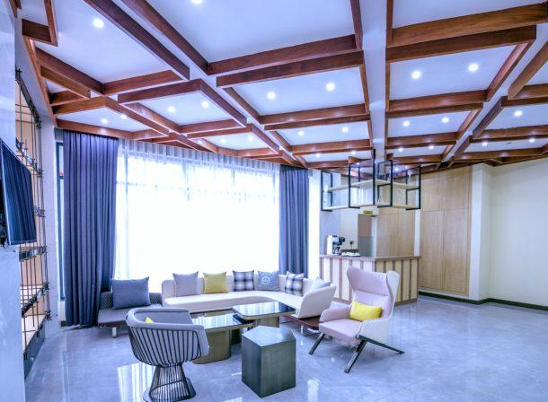 La Maison Royale South C Nairobi :: Interior & Exterior Architectural Image