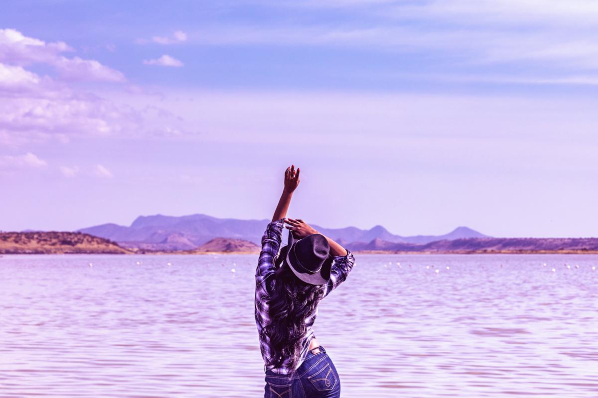 Southernmost Lake Magadi Kenya :: Hezena Lemaletian Fashion Portraits
