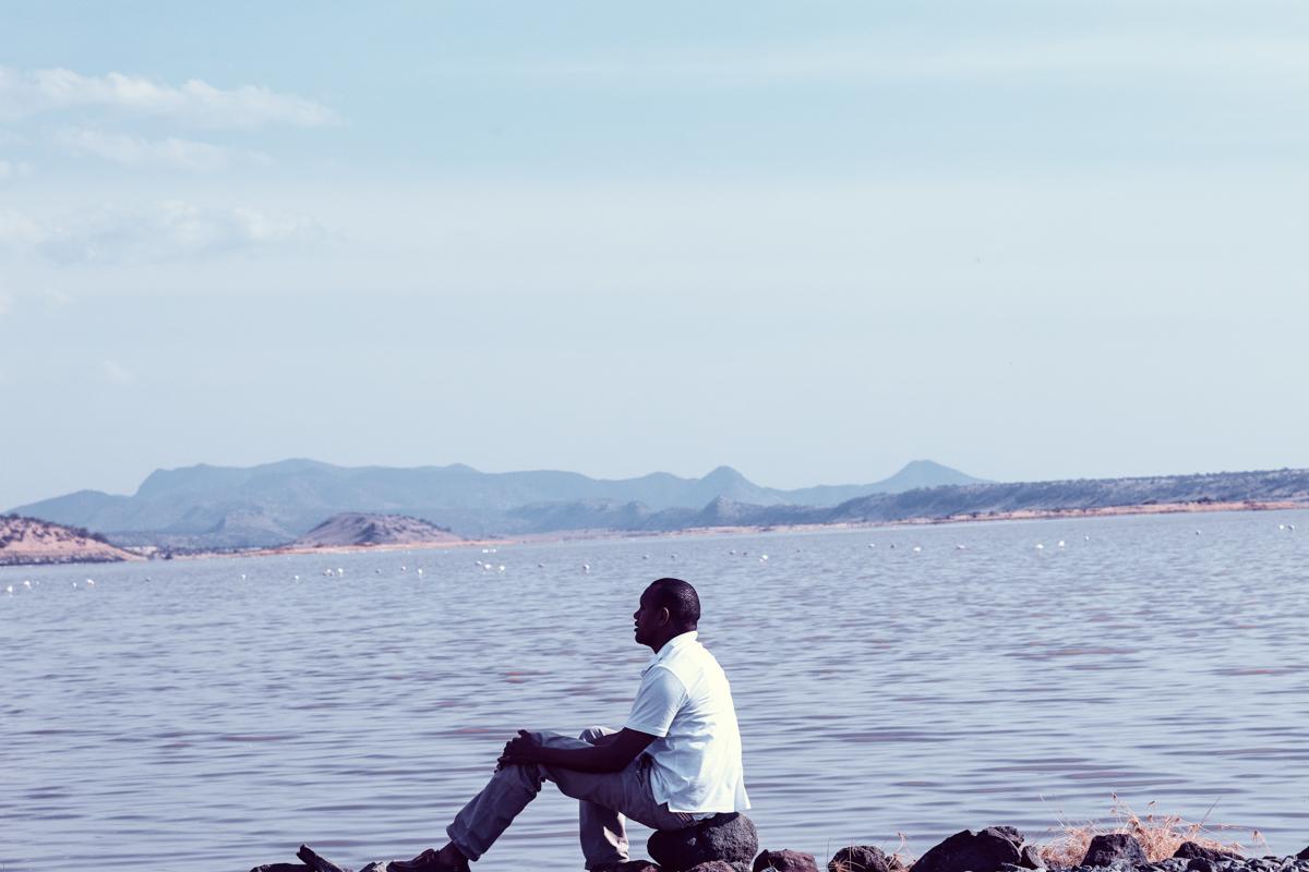 Fashion Photographers in Nairobi, Kenya at Lake Magadi By Antony Trivet