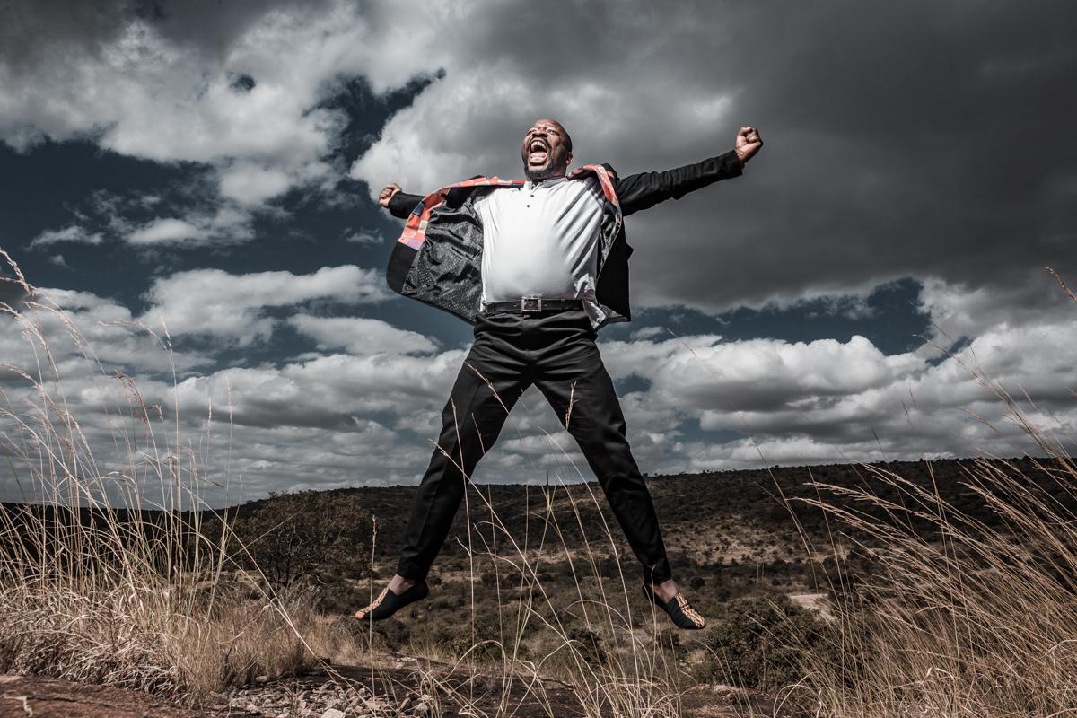 Larry Asego Lukenya Hills by Antony Trivet Photography