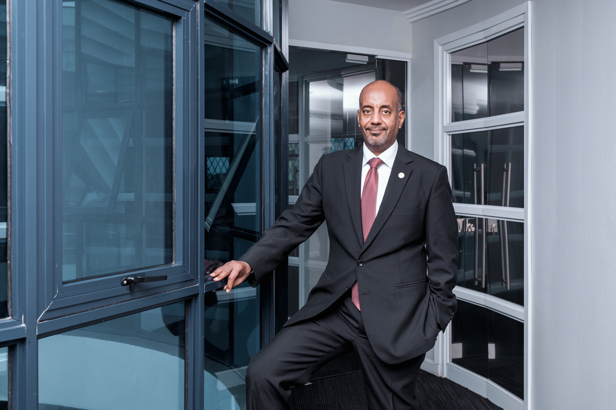 CEO Magazine Admassu Tadesse :: President Trade Development Bank