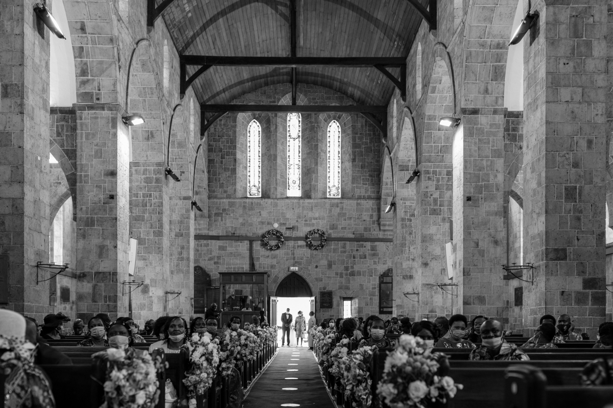 Emily & Alvin All Saints Cathedral :: Karen Country Club Nairobi