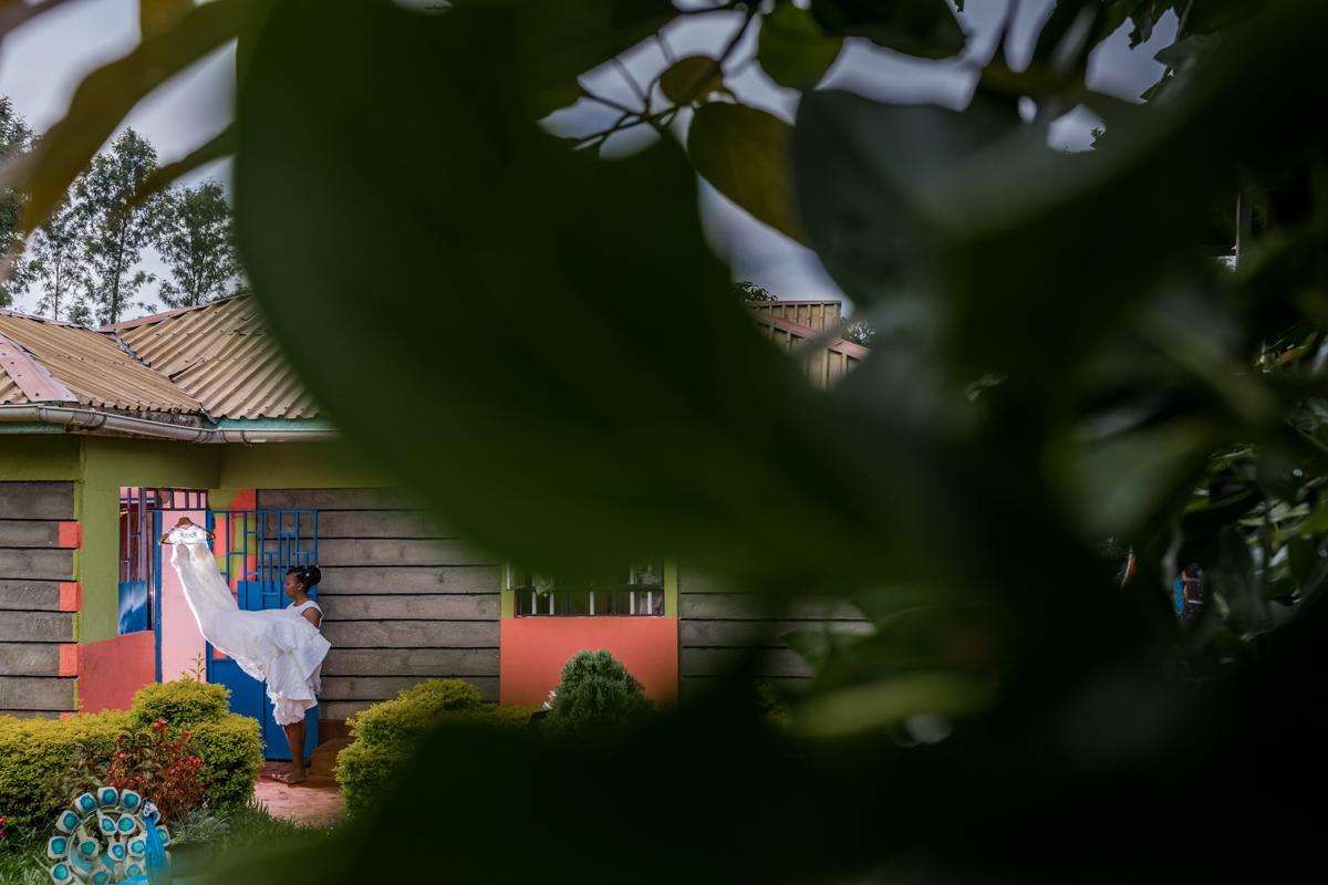Wambui & Mwaura Nairobi Arboretum :: Calvary Worship Centre-IPHC