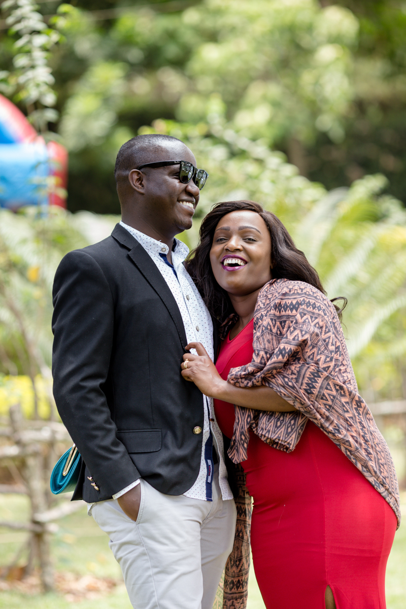 Grace & Muiru Love Story :: Ol Arabel Gardens Wedding